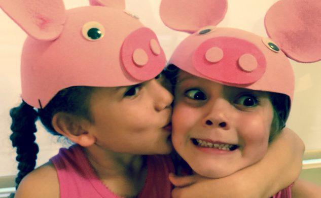 Making Little Piggies