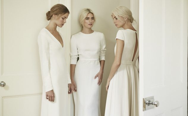 A Stylist's Guide To Wedding Dresses For Your Body Type